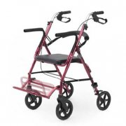 Rollator-Wheelchair